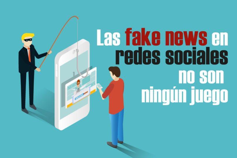 fake news redes sociales todo sobre redes
