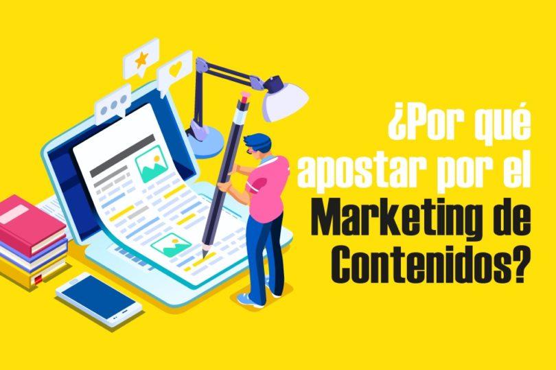 beneficios marketing de contenidos Todo Sobre Redes
