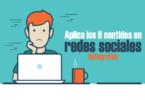 sentidos redes sociales community manager social media todo sobre redes
