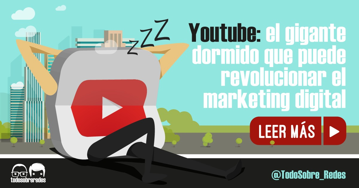 Youtube: el gigante dormido que puede revolucionar el marketing digital