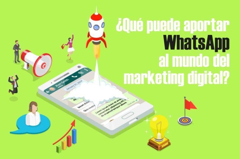 WhatsApp Business Marketing Digital Social Media
