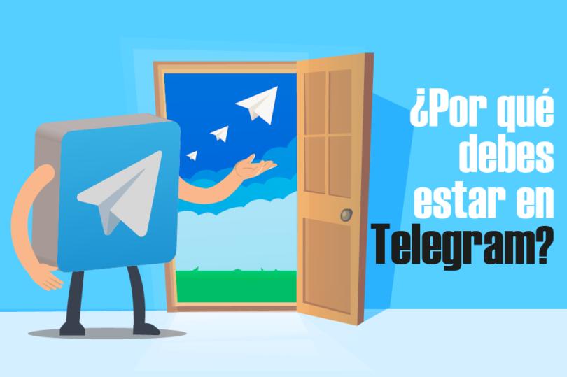 Telegram WhatsApp redes sociales mensajería instantánea Todo sobre Redes